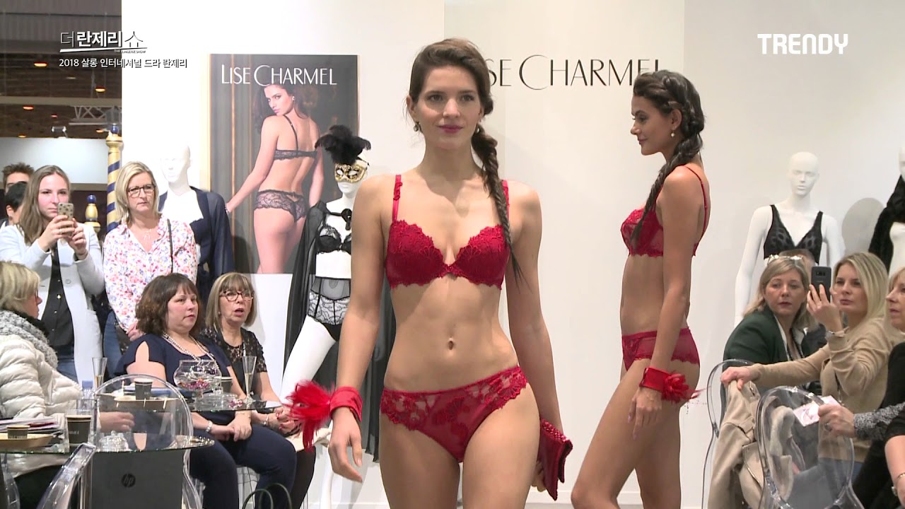 Salon De Lingerie Salon International De La Lingerie 2018 Vol 11