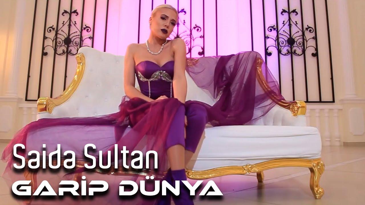Səidə Sultan Qarip Dunya Official Music Video Youtube