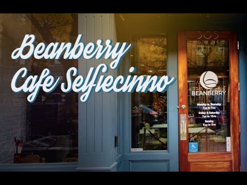BeanBerry Cafe Offers Customers 'Selfiecchinos'