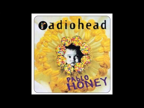 Radiohead: Pablo Honey - ALBUM REVIEW