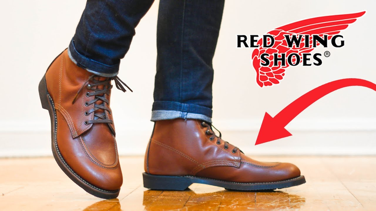 red wing japan