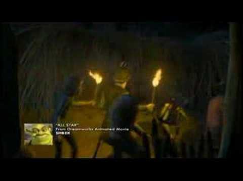 Shrek - All Star by Smashmouth SingAlong