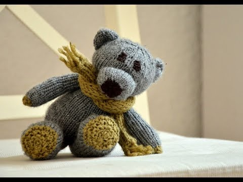 Teddy Bear Knitting Patterns | How to Sewing  a Teddy Bear Easily at Home|