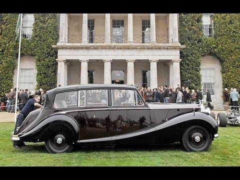 The Queen Elizabeth Ii Cars Youtube