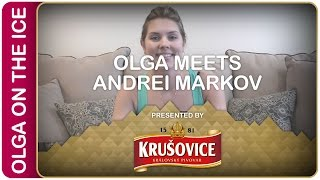 Olga Meets Andrei Markov | #IIHFWorlds Pre-Game