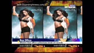 Dhoom 3 Box Office collections break all records
