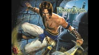 Prince of Persia: The Sands of Time (Принц Персии: Пески Времени) - Игрофильм (без комментариев)