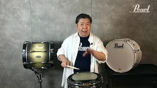 Teaching Drum By Pearl Artist (Ss.1 Ep.3) โดย อาจารย์เกษม ทิพยเมธากุล