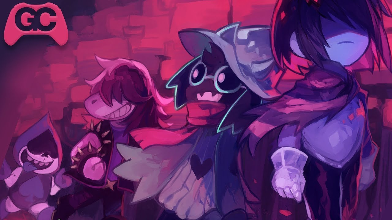 Deltarune Remix  Field of Hopes and Dreams  RoboRob and