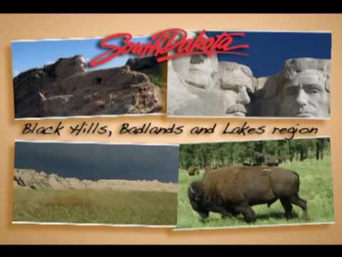 South Dakota's Great Places