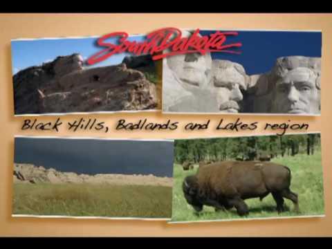 South Dakota's Great Places