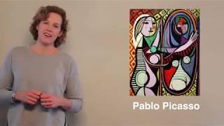 TIC TOC Pablo Picasso