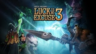 Dota 2 - Luck is no Excuse 3