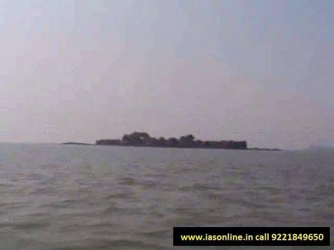 Underi fort उंदेरी दुर्ग