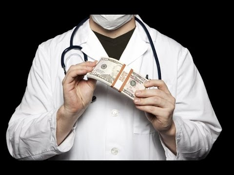 Big Pharma Is Spending $100 Million Buying Academics