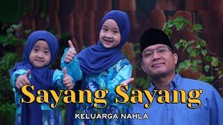 Download SAYANG SAYANG (Cover) - KELUARGA NAHLA