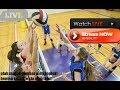 Serbia U17 vs Bulgaria U17 Volleyball European Championships U17 2017 Live
