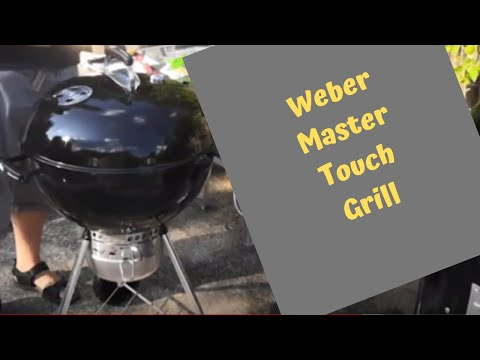 weber-master-touch-unbox,-assembly,-features-and-initial-preparation