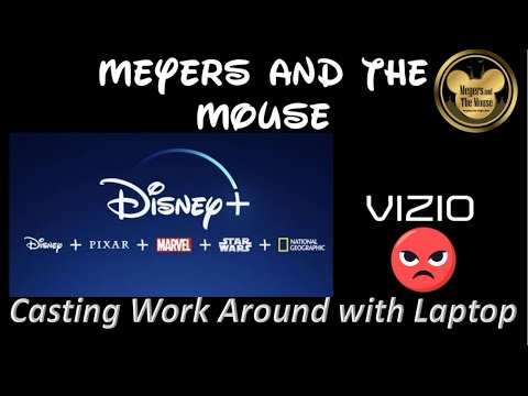Disney Plus Vizio Issue - A Way To Still Stream Disney+ To A Vizio TV