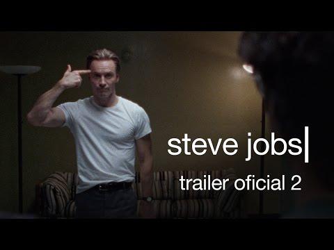 STEVE JOBS - TRAILER OFICIAL 2
