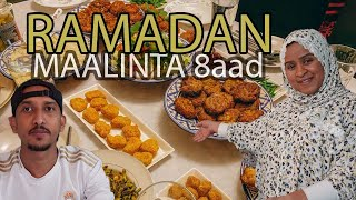 MAALINTA 8aad |RAMADAN DAILY WITH MOHAMED AND MARYAM