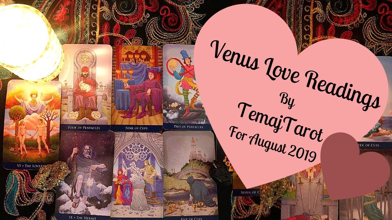 ♒ Aquarius Venus I'm Afraid to Love You August 2019