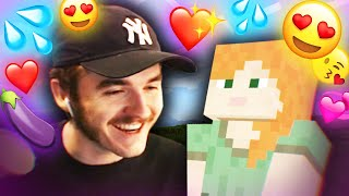 I went on a Minecraft date.