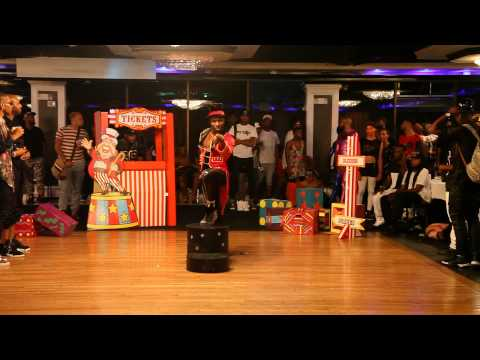 GRAND MARCH @REINVENTION BALL 2014  PART 1