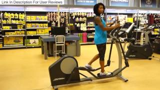 Life Fitness X1 Elliptical Honest Review