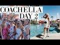 coachella day 2 vlog: revolve festival, ferris wheel, lots of dancing