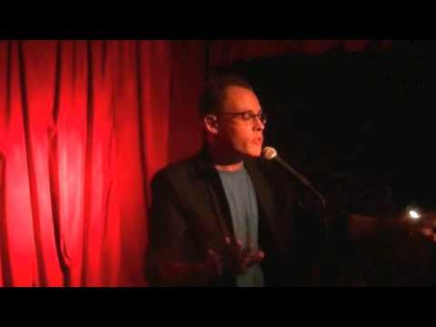 Jonny Pearson singing 'Man of My Dreams'