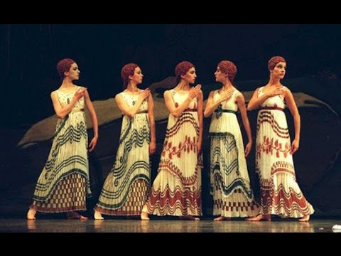 Seeing Through Clothes - Lecture 3 - The Ballets Russes : Ar