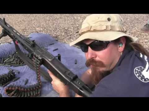 Shooting the MG-34 and MG-42