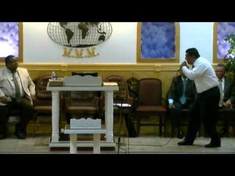 """Rev.  Marcos Salgado - """"Cuatro llaves para llegar al milagro deseado"""""""