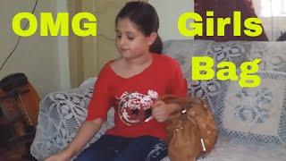 Funny Girls Bag   Girls Bag Video by Ali Hasnain