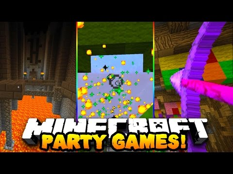 "Minecraft PARTY GAMES ""KILLED BY THE FBI?!"" #15 w/PrestonPlayz & LandonMC"