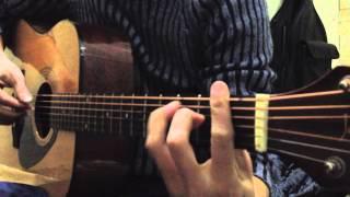 Anh Không Đòi Quà (Karik ft Only C) - Guitar solo