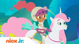 Nella the Princess Knight | Official Theme Song Music Video | Nick Jr.