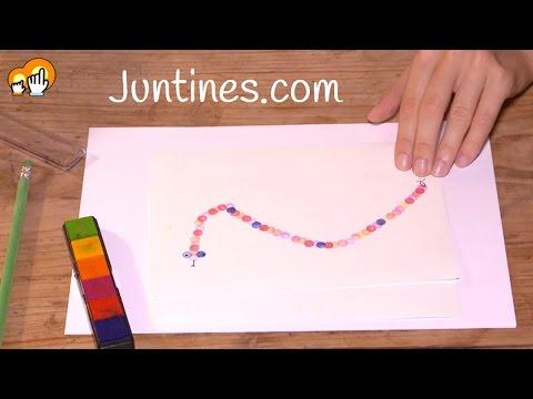 Cómo dibujar con la goma de borrar del lápiz