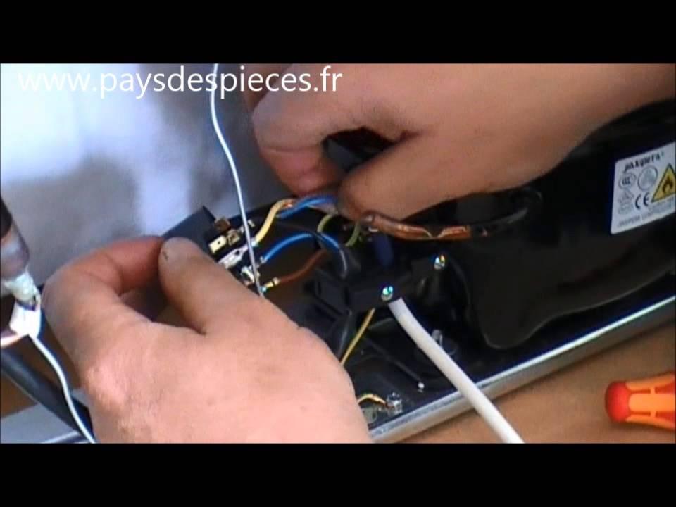 guide video sur la reparation dun refrigerateur voila