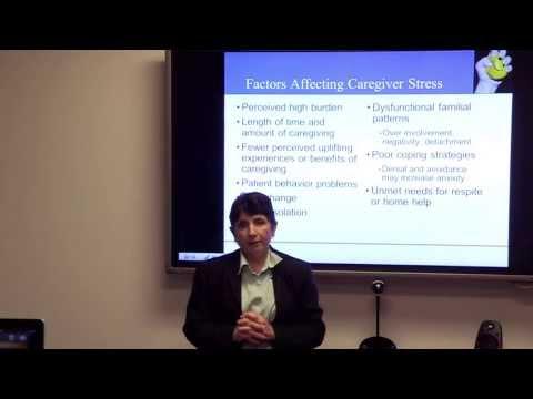 Surviving Caregiving | Linda Ercoli, PhD. - UCLA Health