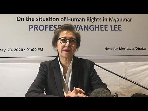 مسؤولة أممية تدعو المجتمع الدولي للضغط على ميانمار لمنع إبادة مسلمي الروهينغا …  - نشر قبل 2 ساعة