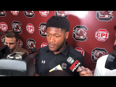 South Carolina Football Players Talk Georgia Win, Focusing On Florida