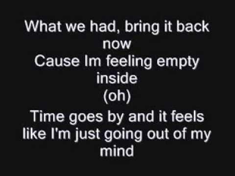 The Sound of Missing You - Ameerah (Lyrics)