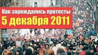 Как зарождалось протестное движение в России? Часть 1