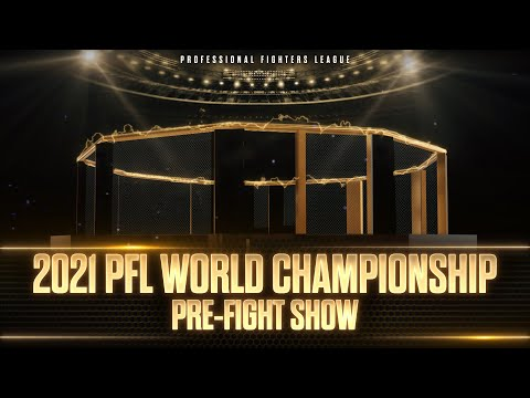 2021 PFL Championship: DraftKings Betting Pre Fight Show