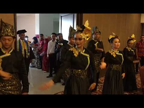 Indonesian Arts and Culture Scholarship 2018 | TeamKutai_GraduationCeremony