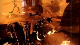 "When I Rose this Morning- Mississippi Mass Choir Drum Cover by Micah""Drumcell""Pleasant"