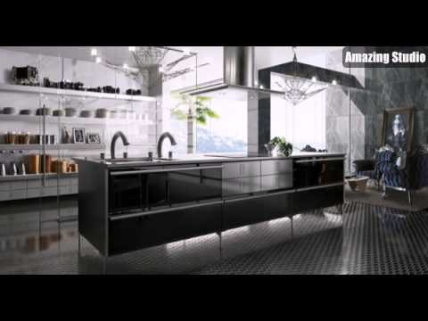Modern Japanese Kitchen Cabinets