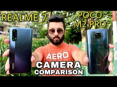 Realme 7 vs Poco M2 Pro Camera Comparison| Realme 7 Camera Review| Poco M2 Pro Camera Review
